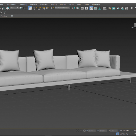 Modelado intermedio en 3ds Max – MA 0207